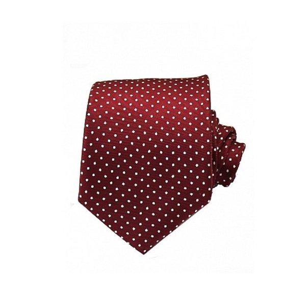 silk tie to match navy suit