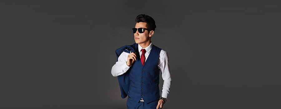 What Colour Tie Should I Wear With A Blue Suit? , Avoid A